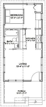 16x40 lofted cabin floor plans homes zone i d make the bedroom a loft above the kitchen and bathroom keeping