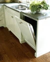 Elevated Dishwasher Cabinet Kitchen Cabinet Dishwasher End Panel Ikea Dishwasher Cabinet Panel