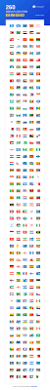 Football Country Flags Best 25 Flag Icon Ideas On Pinterest Flag Logo Badge Logo And