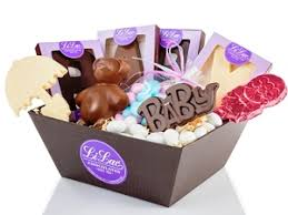 baby gufts baby shower chocolate gifts li lac chocolates