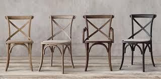 Metal And Wood Bar Stool Wood Metal U0026 Woven Chair Collections Rh