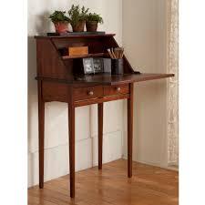 Walmart Secretary Desk by Secretary Desks For Small Spaces Drop Front Desk Plans Decdefe