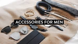 accessories for favorite accessories for men