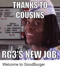 Rg3 Meme - rg3 good burger meme good best of the funny meme