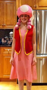 Toadette Halloween Costume Celebrations