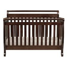 Child Craft Crib N Bed by Davinci Emily 4 In 1 Convertible Crib In Espresso 179 00