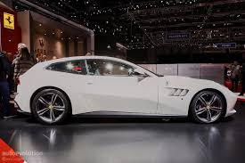 lazareth lm 847 price 2016 ferrari gtc4lusso is dressed to impress in geneva autoevolution