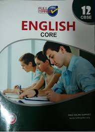 full marks english core class 12 buy full marks english core