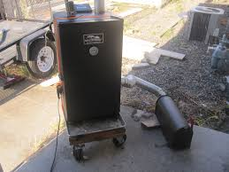 some of our members got to try out todd u0027s a maze n pellet smoker