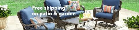 Outdoor Patio Furniture Cushions Replacement by Walmart Patio Lounge Chair Cushions Walmart Wicker Patio Furniture