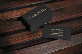 black business cards with foil sting studio z mendocino page 4