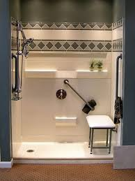 Designer Showers Bathrooms Best 25 Wheelchair Accessible Shower Ideas Only On Pinterest