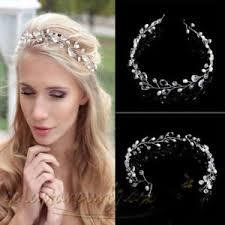 vintage hair accessories wedding hair vine bridal crystl pearl headbands vintage hair