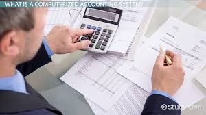what is a computerized accounting system types advantages