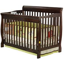 Convertible 4 In 1 Cribs On Me Ashton Convertible 4 In 1 Crib In Espresso 660e Ny