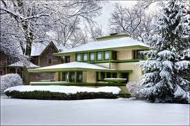 Prairie Style House Frank Lloyd Wright U0027s Ingalls House Gets Its First Price Cut