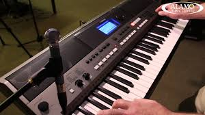 yamaha psr e443 demo u0026 review youtube