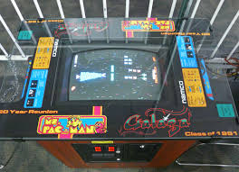 Pacman Game Table by Nerd Nostalgia 7 Classic Video Games To Know Britannica Com