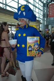 Captain Crunch Halloween Costume 40 Cosplay Book Images Halloween