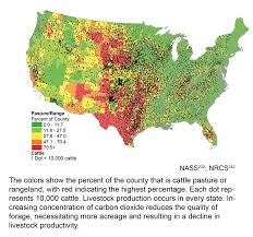 Show United States Map by Climate Change Impacts In The United States Maps Charts Tables