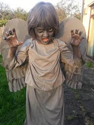 Weeping Angels Halloween Costume Dodie Twitter