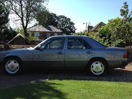 1990 mercedes w124 superturbodiesel retro rides