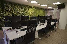 creative office design modern eco friendly office design with creative indoor garden