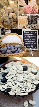 wishing stones wedding 10 diy unique guest book ideas for weddings