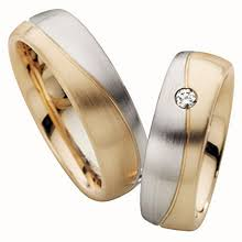 two tone wedding rings furrer jacot two tone organic wedding ring diamond ideals