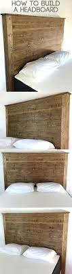 How To Make Headboard Ideas About How To Make Headboard On Pinterest Headboards Learn A