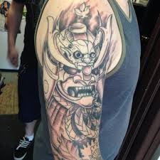110 fearless samurai tattoo designs meanings 2017 collection