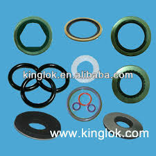 rubber seal rings images Self centering bonded seal rubber o ring seals buy self jpg