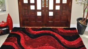 Black Area Rugs Red Black And White Rugs Rugs Ideas With Regard To Black And Red