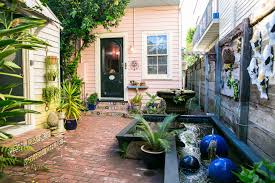 Court Yards by A Decadent Escape New Orleans Best Lgbt B U0026b Courtyards