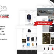fashion store templates templatemonster