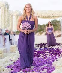 wedding color palettes purple décor inside weddings