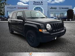 pre owned jeep patriot used jeep patriot for sale with photos carfax
