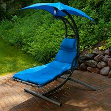 Outdoor Hanging Lounge Chair Cloud 9 Hanging Chaise Lounge American Sale