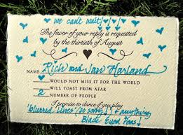Wedding Invitation Reply Card Rsvp Cards My Favorite Things