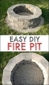 Easy Firepit Pit How To Easy Pit Learning And Easy