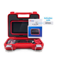 xtool x100 pad tablet auto key programmer with eeprom adapter