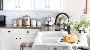 kitchen cabinet backsplash ideas 7 diy kitchen backsplash ideas that are easy and inexpensive