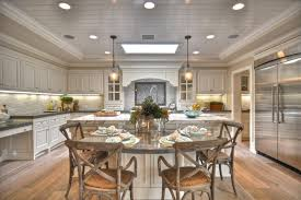 Eat In Kitchen Table Eat In Kitchen Designs Kitchen Beach Style With White Cabinets