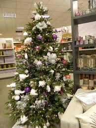 Ideas Decorating Christmas Tree - tremendous xmas tree decorations ideas with white led lights and