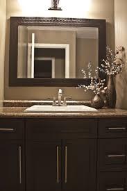 Frames For Bathroom Mirrors Framed Bathroom Mirrors Pinterest Fancy Framed Bathroom Mirrors