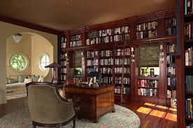 Home Library Ideas by 36 Fabulous Home Libraries Showcasing Window Seats