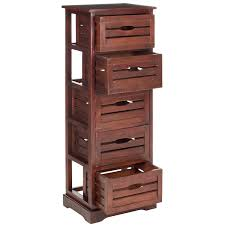 Kitchen Drawers Instead Of Cabinets Amazon Com Safavieh American Homes Collection Sarina 5 Drawer