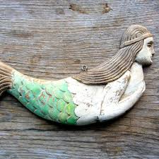 wooden mermaid wall wooden mermaid wall hanging