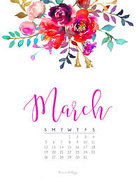 free march 2018 calendar for desktop and iphone march 2017 calendar tech pretties designs