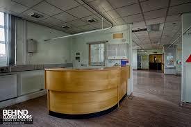 Hospital Reception Desk Abandoned Selly Oak Hospital Uk Urbex Behind Closed Doors
